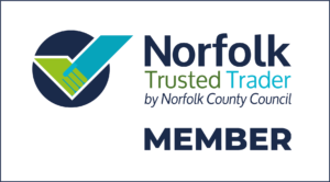 We are a Norfolk Trusted Trader Member